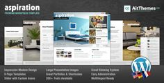 20 High-Quality Responsive WordPress Real Estate Themes of 2013