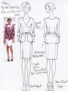Design for Joan & David Collection (Japan) 2013 By Renaldo Barnette------------------------------his site is very good renaldo barnette