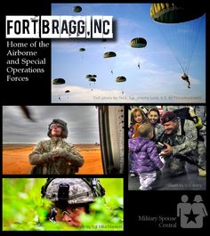 Home of the Airborne and Special Operations Forces. Have you been to Fort Bragg? THAT'S a bis YES! Military Post, Military Life, Us Military Branches, Army Reserve, Brothers In Arms, Fort Bragg, Army Life, Special Forces, Us Army