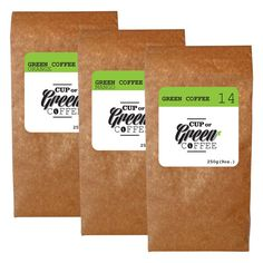 Green Coffee + Green Coffee   Orange + Green Coffee   Mango $54.00 - Green coffee contains high level of chlorogenic acid. It is well-known that chlorogenic acid has antibacterial and antioxidant properties. It also enhances metabolism process, decreases glucose absorption in the intestine and helps to reduce high blood pressure.  Green coffee has the same level of caffeine as black coffee so for sure it will be a very good substitute of a black coffee in your daily menu. #WeightLoss #Health