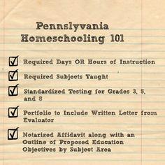 Pennsylvania Homeschooling 101 - This Roller Coaster Called Life #homeschool