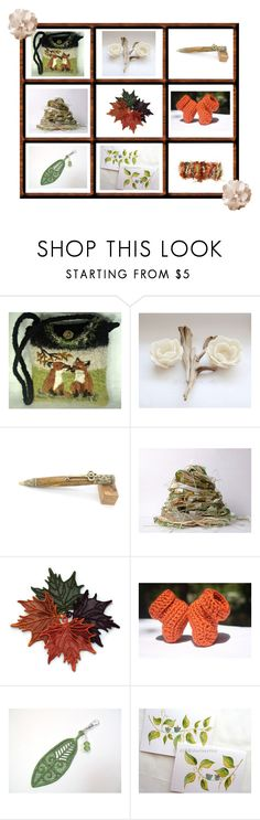 """""""Lovely Gifts"""" by keepsakedesignbycmm ❤ liked on Polyvore featuring Quinto, etsy, accessories and decor"""