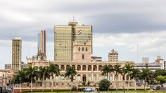 Things to do in Asunción Stuff To Do, Things To Do, Cheap Flights, Time Out, Willis Tower, South America, Attraction, Cool Art, City