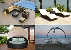 We carry indoor and outdoor furniture. Easy to assemble. Modern and Contemporary. Living room to patio sets. http://www.aeriihome.com