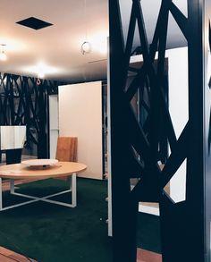 New showroom Temple - Albaelettrica, Tirana AL   @aelettrica   @bolonflooring   #workinprogress   #showroom  #lighting   #architecture   #retail  #lightingdesign   #albania   #architect #bolon