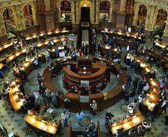 Biblioteca do Congresso- EUA