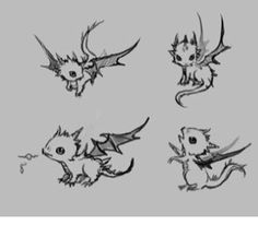 smok the baby dragon baby dragon dragons and baby dragon tattoos rh pinterest com cute baby dragon tattoo designs cute little dragon tattoos