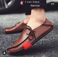 Wide Shoes For Men, Formal Shoes For Men, Men Formal, Moccasins Mens, Leather Moccasins, Leather Sandals, Handmade Leather Shoes, New Shoes, Boat Shoes