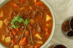 Madeline's Sous Vide Short Rib Stew