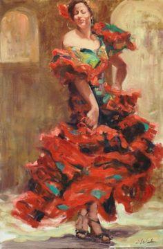 Melinda Morrison ~ Impressionist Figurative painter