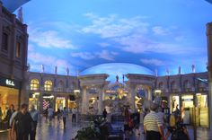 The Forum Shops, Caesars Palace