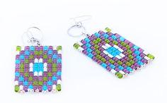 Rulla beads 3x5 mm Olivine x10g