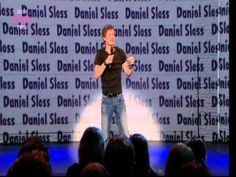 Daniel Sloss on Russell Howard's Good News Week - This guy. This guy is HILARIOUS!