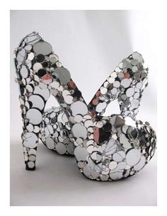 disco ball shoes!!!