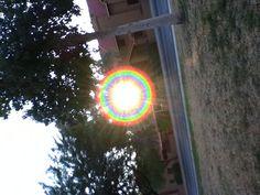 Circle rainbow :)