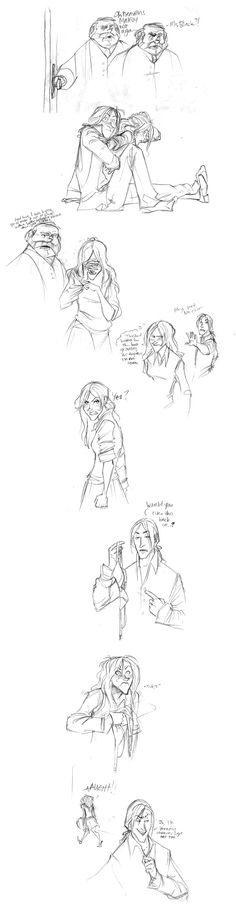 acciobrain! (Lucius was a hottie.)