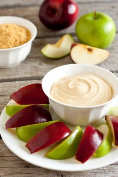 Cooking Classy: Caramel Cheesecake Apple Dip (3 Ingredient 3 Minute Recipe)- probably going to make this sans the graham cracker crumbs, so a 2 ingredient dip! ;)