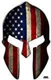 Large Spartan Gladiator 300 Helmet American Flag Patriotic Auto Car Decal Bumper Sticker Truck RV SUV Boat Window Support US Military Marines Navy Seal Army Car Decals, Bumper Stickers, Gladiator Helmet, Tactical Training, Spartan Helmet, Molon Labe, Navy Seals, American Flag, Roman