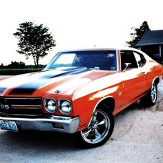Our 70 Chevelle SS