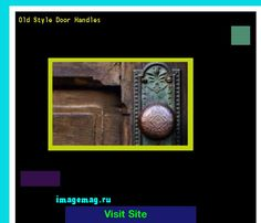 Old Style Door Handles 161249 - The Best Image Search