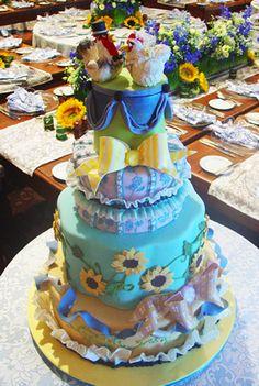 Colettes Wedding Cakes