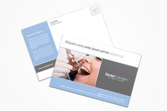 Check out Dentist Postcard by printdesignbundle on Creative Market