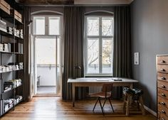 Annabell Kutucu creates 'A Traveller's Home' for the modern wayfarer with this elegant and relaxed 19th century apartment in Berlin.
