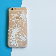 ASIAN FISH  PHONE CASE