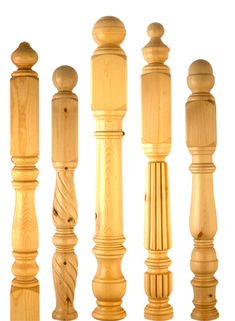 Newel Post Group Wood Handrail, Wood Stairs, House Stairs, Pillar Design, Wedding Furniture, Newel Posts, Lathe Projects, Stairway To Heaven, Tornados