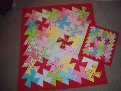 New favorite twister quilt pattern/tool