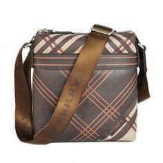 Burberry simple fashion mens menssenger bag-B640  $165