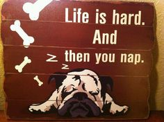 Life is Hard..