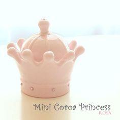 Mini Coroa Princess Rosa