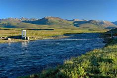 #Deosai National Park# The Deosai National Park is in Skardu, Gilgit-Baltistan. It has Deosai Plateau which is the second highest plateau in the world.