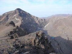 Highest mountain in Spain