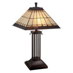 Lite Source Arty Tiffany Table Lamp - LS-22260