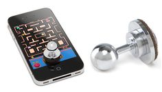 Mini Joystick para iPhone, iPad, Galaxy a outros - BeeK Geek's Stuff  R$ 34,90 www.beek.com.br