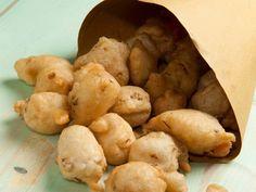 Frisceu, le « fish & chips » à la ligurienne