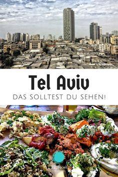 Tel Aviv – Tipps & Reiseinfos für deine Städtereise