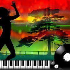 background, dance, music, joy, human