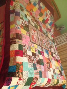 Quilt for my bed