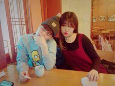 [INSTAGRAM] [160210] akmuchanhk AKMU Lee Chanhyuk & Lee Soohyun