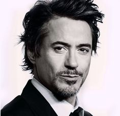 Oh Robert Downey Junior...please be hotter...