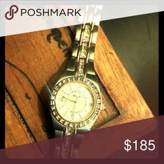 Relic Watch All stainless steel water resistant time piece Relic Accessories Watches