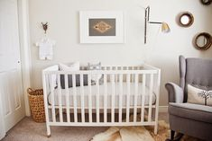 Affordable Nursery Decorating Ideas   POPSUGAR Home