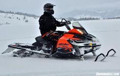 2015 Ski-Doo Tundra Xtreme Action