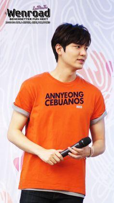 Lee Min Ho, Benchsetter Fun Meet, Cebu, Philippines 20160403