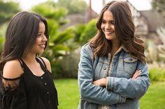 Cierra Ramirez and Maia Mitchell #FriendshipGoals #TheFosters