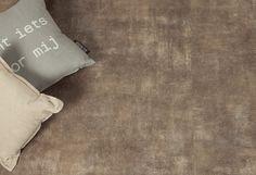 Vloer met betonlook met de voordelen van PVC. PVC tegels Balance van VivaFloors