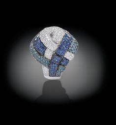 Palmiero Jewellery Design 'Intrecci'